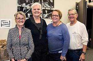 Dedicated WNED | WBFO Volunteers