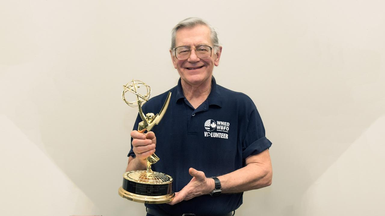 You may even get to hold an Emmy!