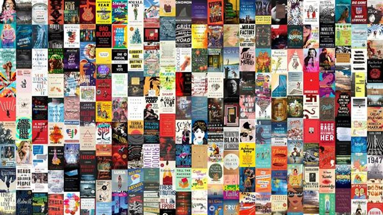 NPR's Book Concierge: Our Guide To 2018's Great Reads