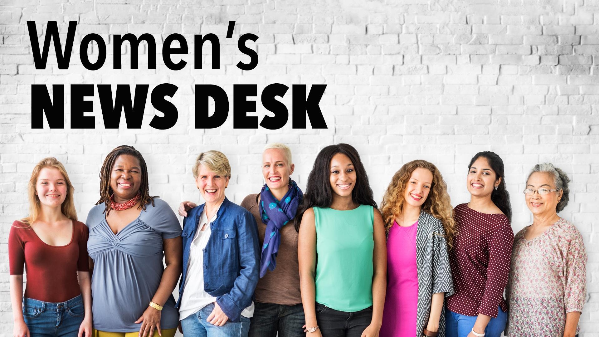 Women's News Desk