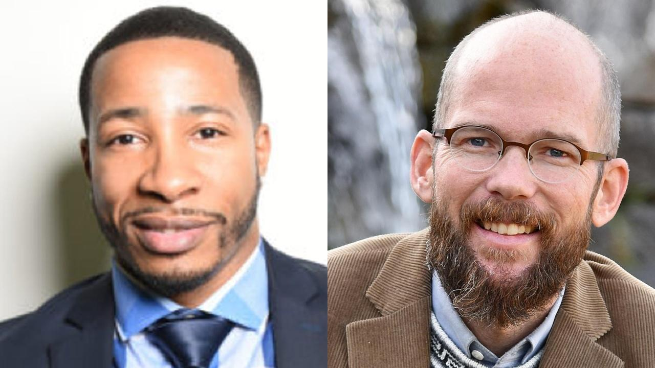 Daniel Robertson, Program Manager, Boys and Men of Color, Say Yes To Education Buffalo and Jeremy Besch, Head of School, The Park School
