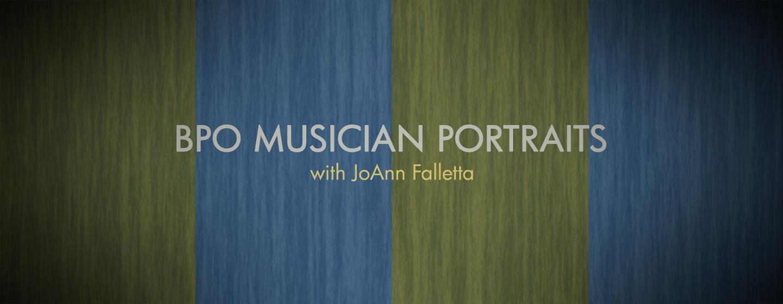 BPO Musician Portraits