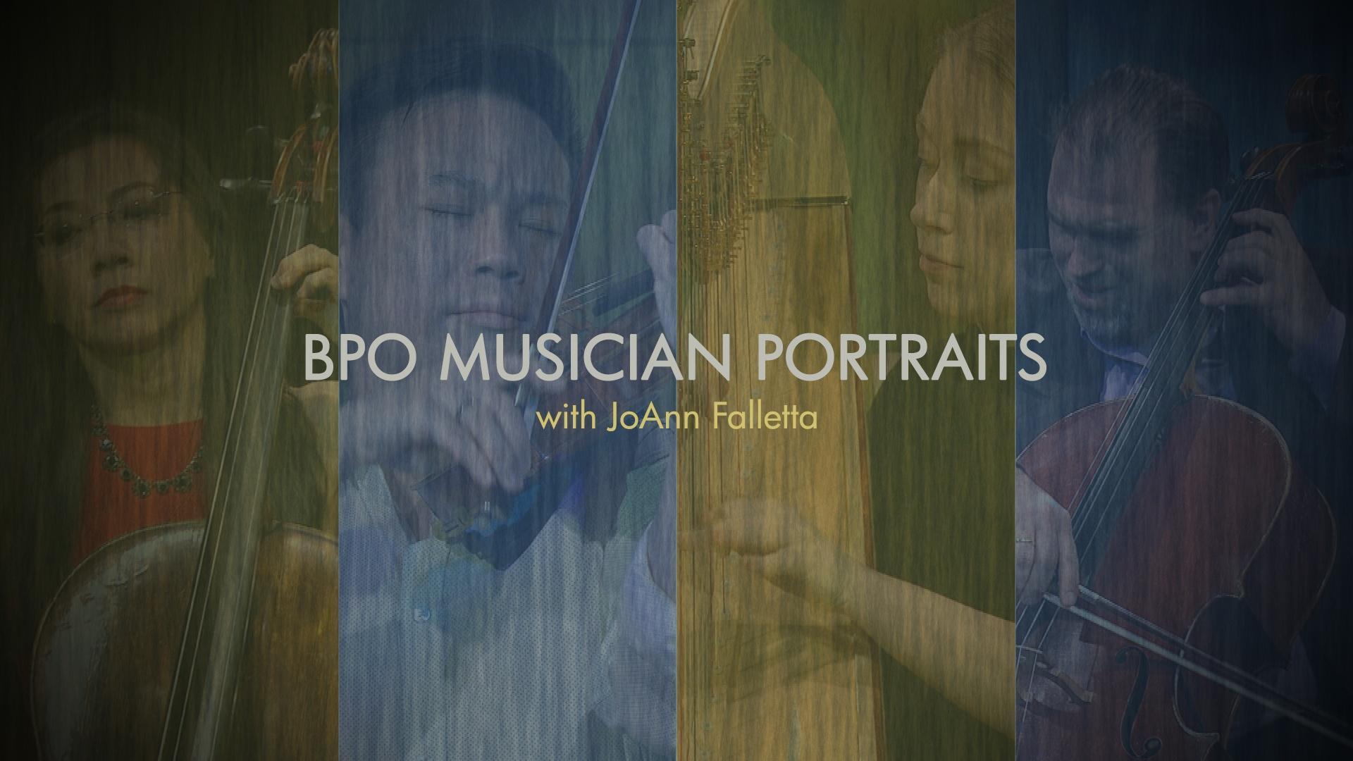 BPO Musican Portraits
