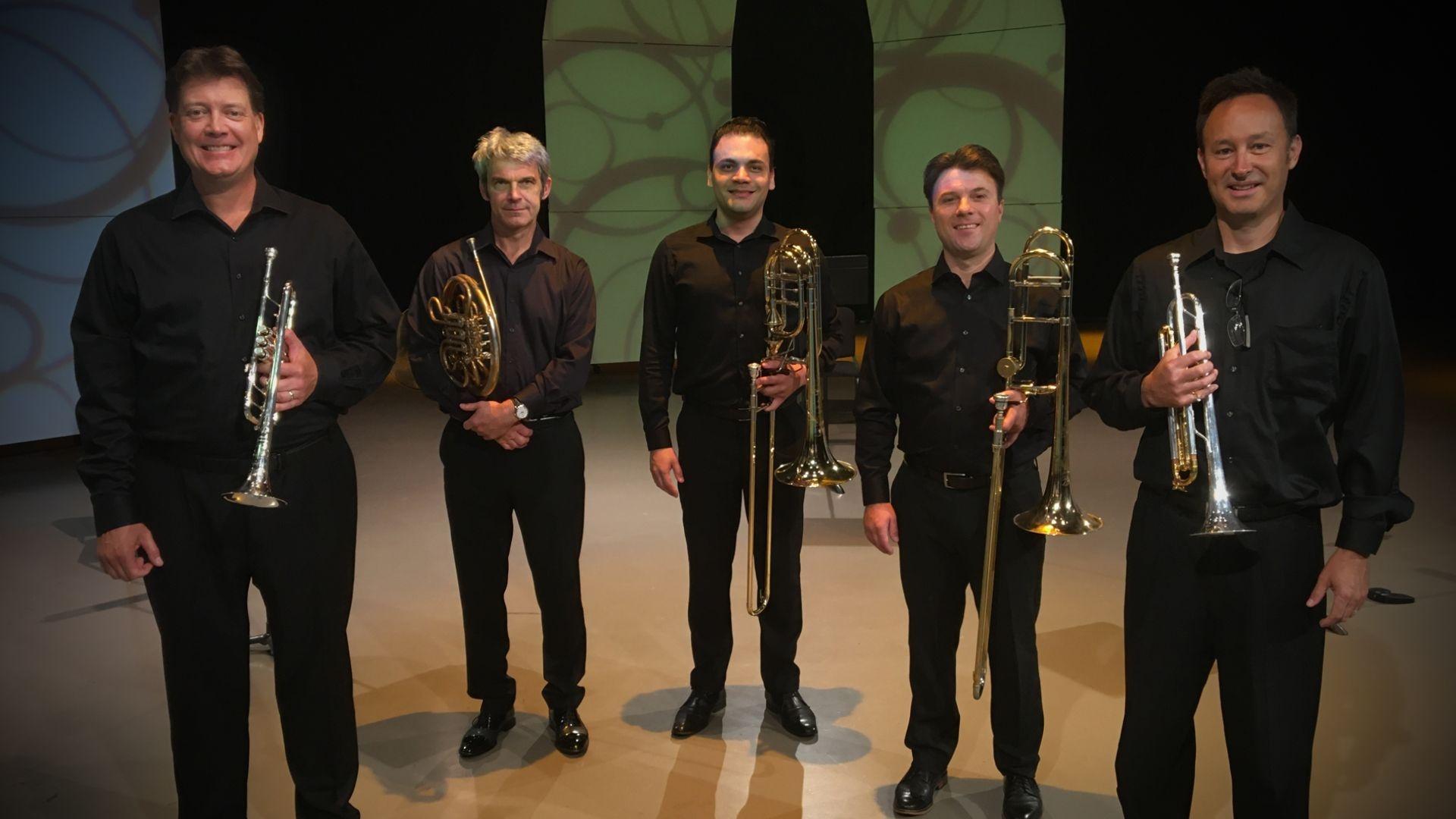BPO's Brass Quintet