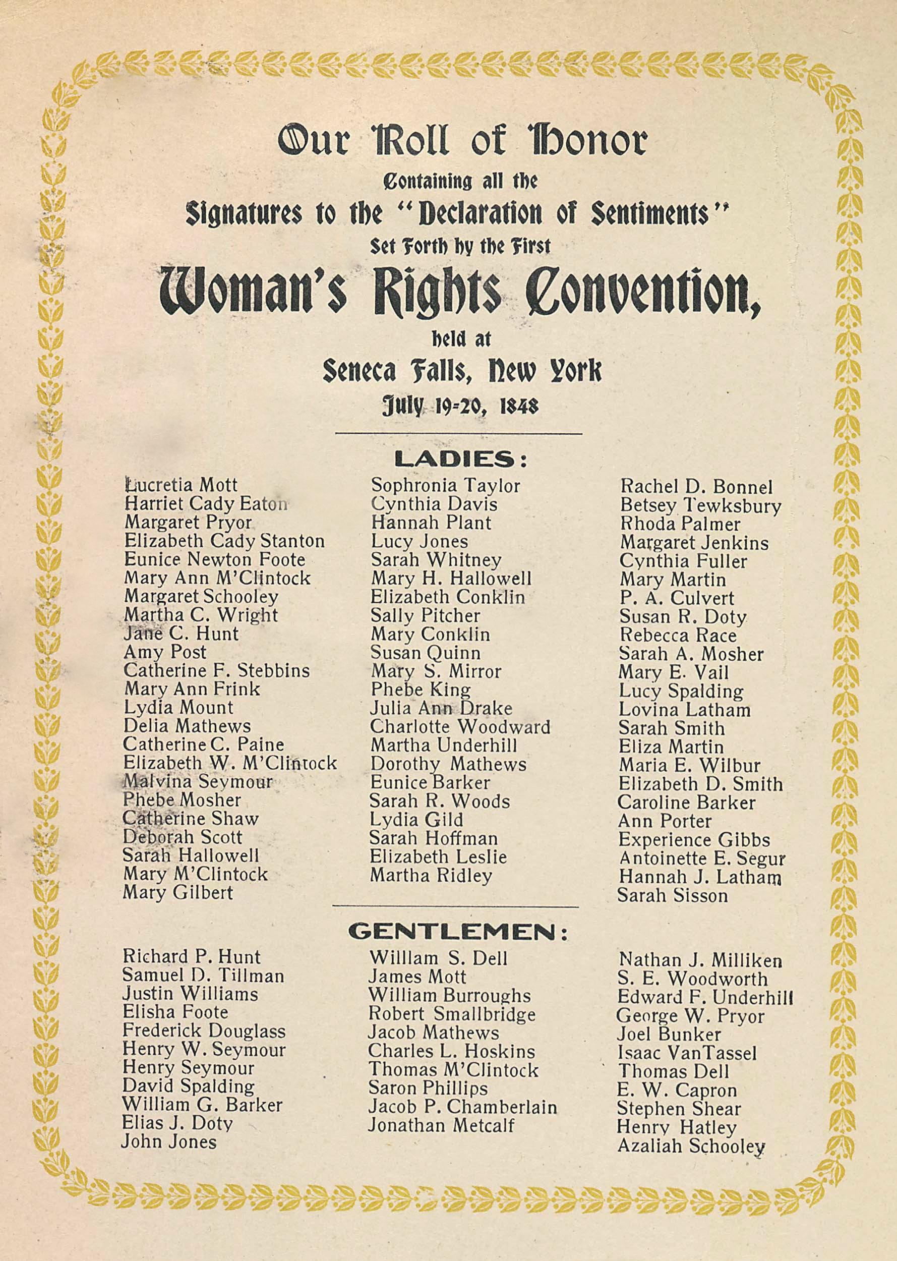 Suffrage parade in Niagara Square in Buffalo, NY, c. 1913.