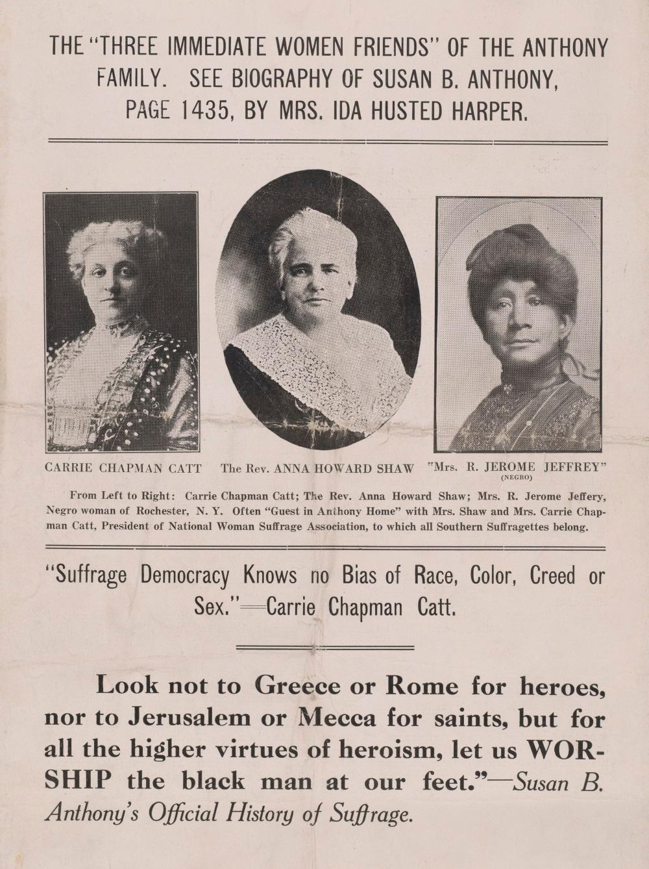 anti-suffrage flyer