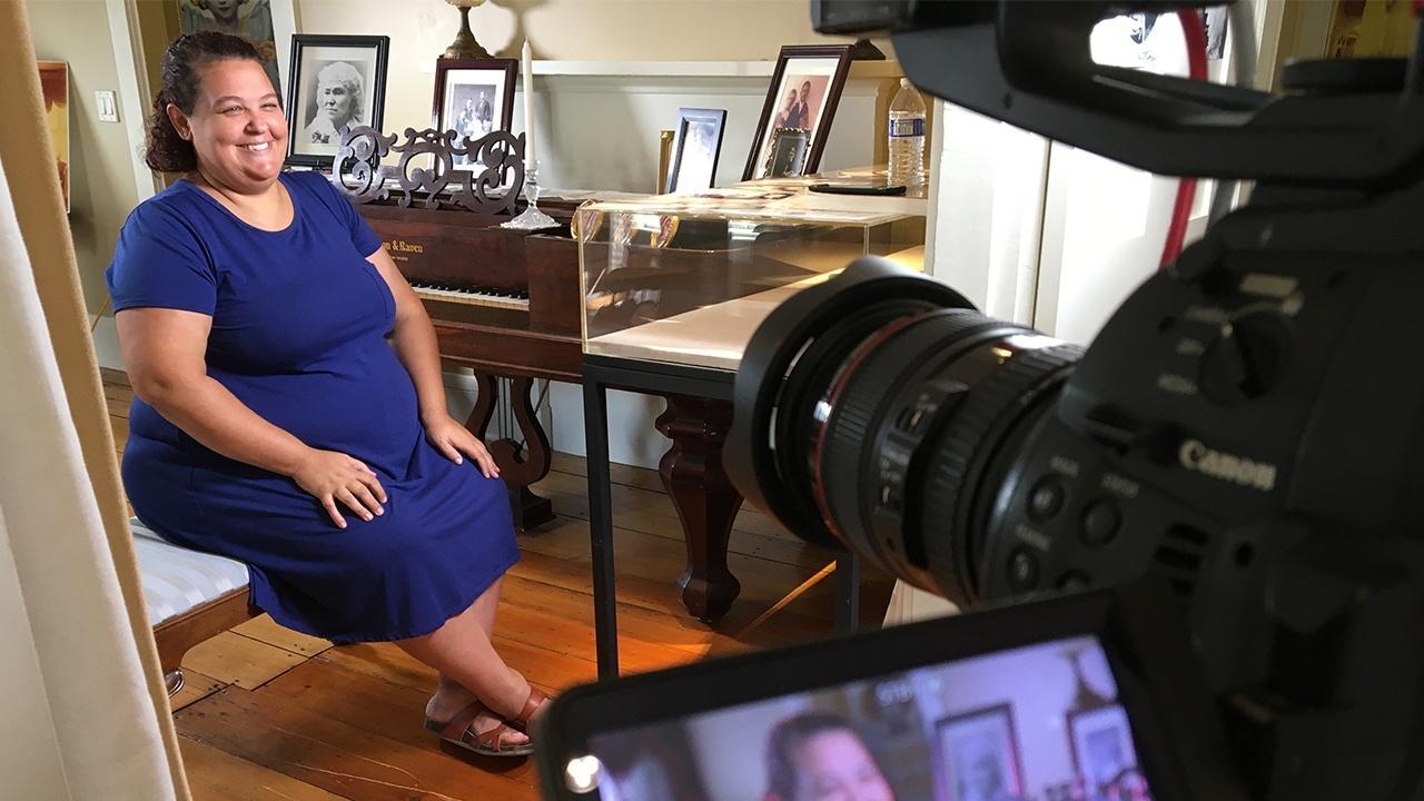 Melissa  Almeyda interview