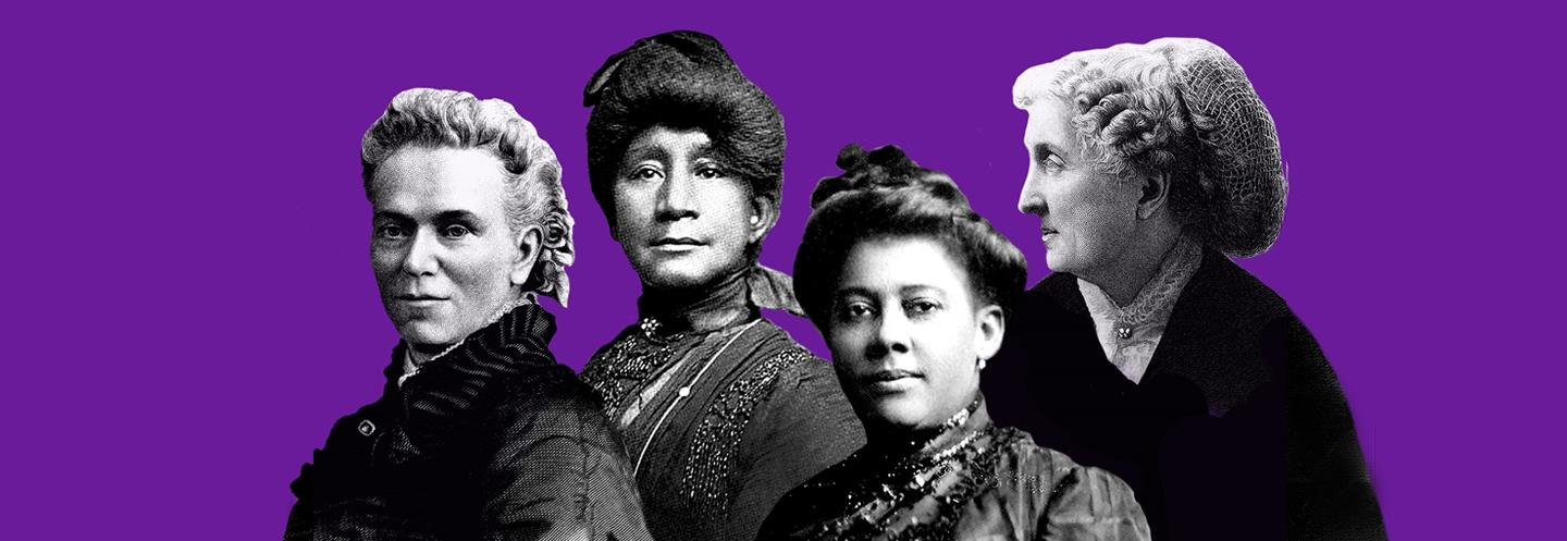 Discovering New York Suffrage Stories