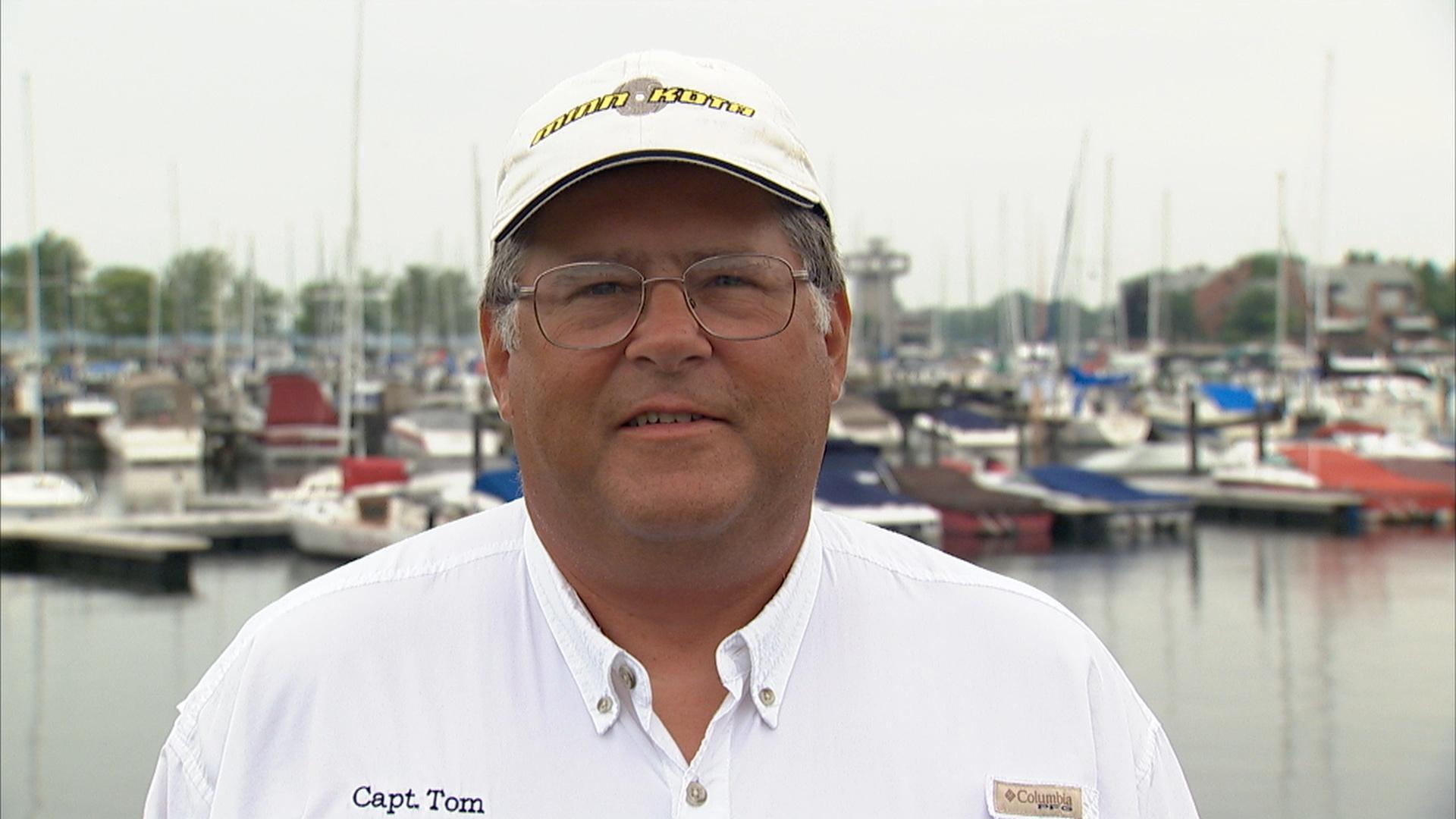 Captain Tom Marks