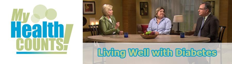 My Health Counts! Living Well with Diabetes