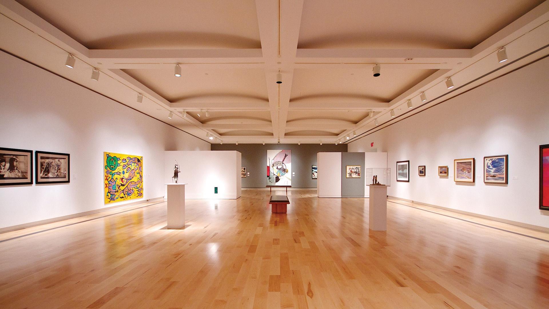 Robert McLaughlin Gallery