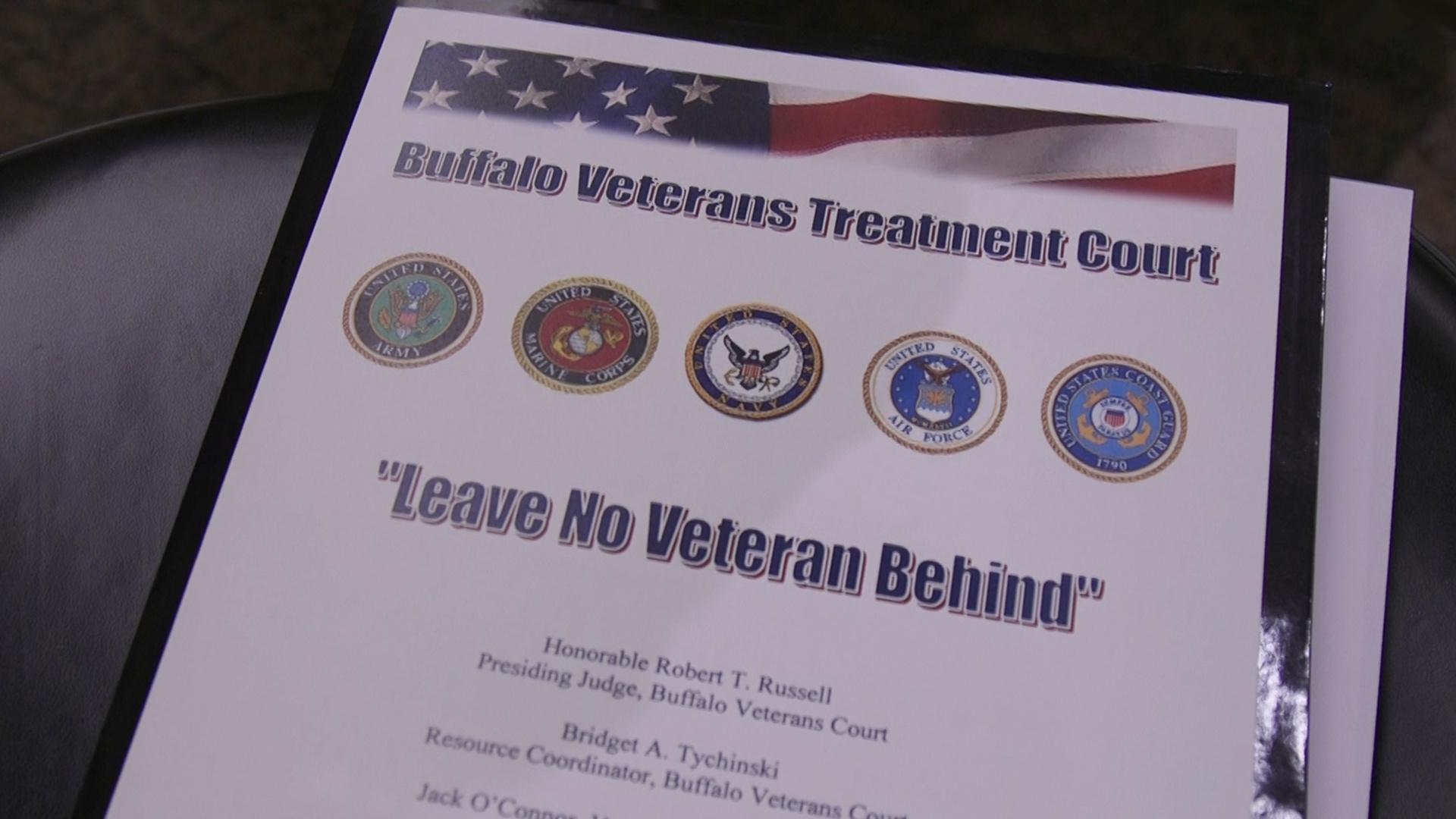 Veterans Treatment Court