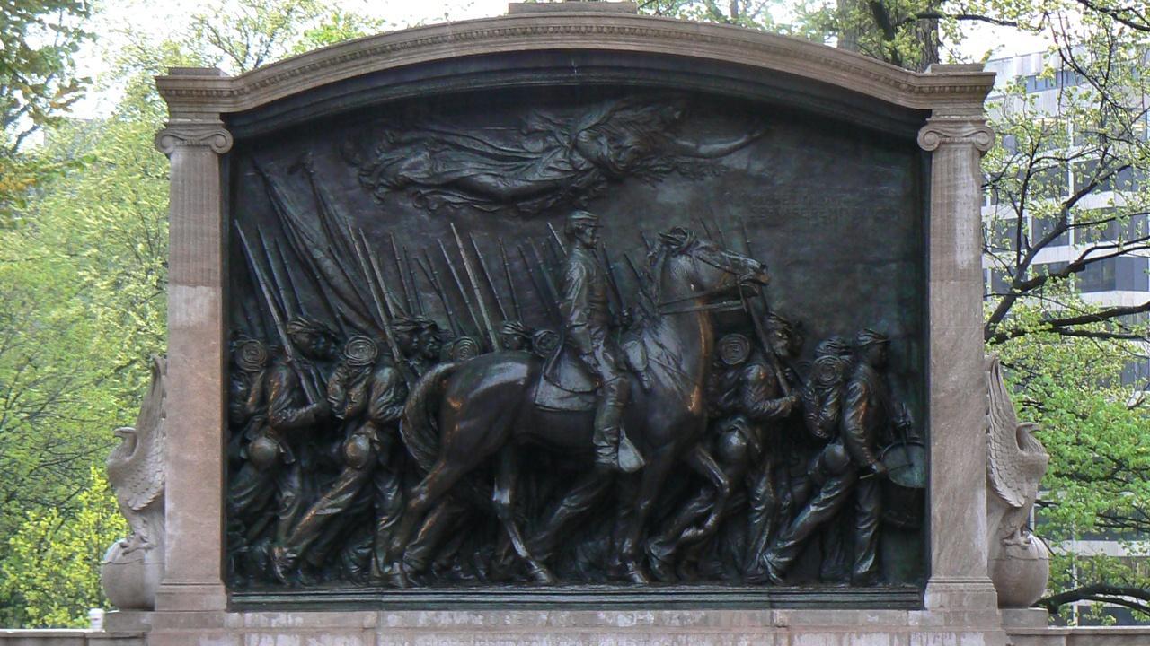 Shaw Monument