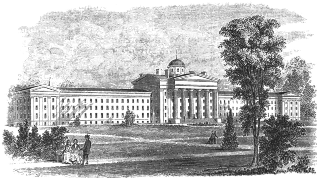 Utica Asylum