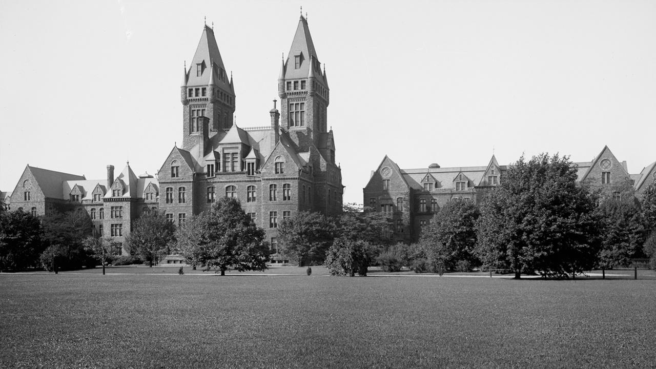Buffalo State Asylum for the Insane