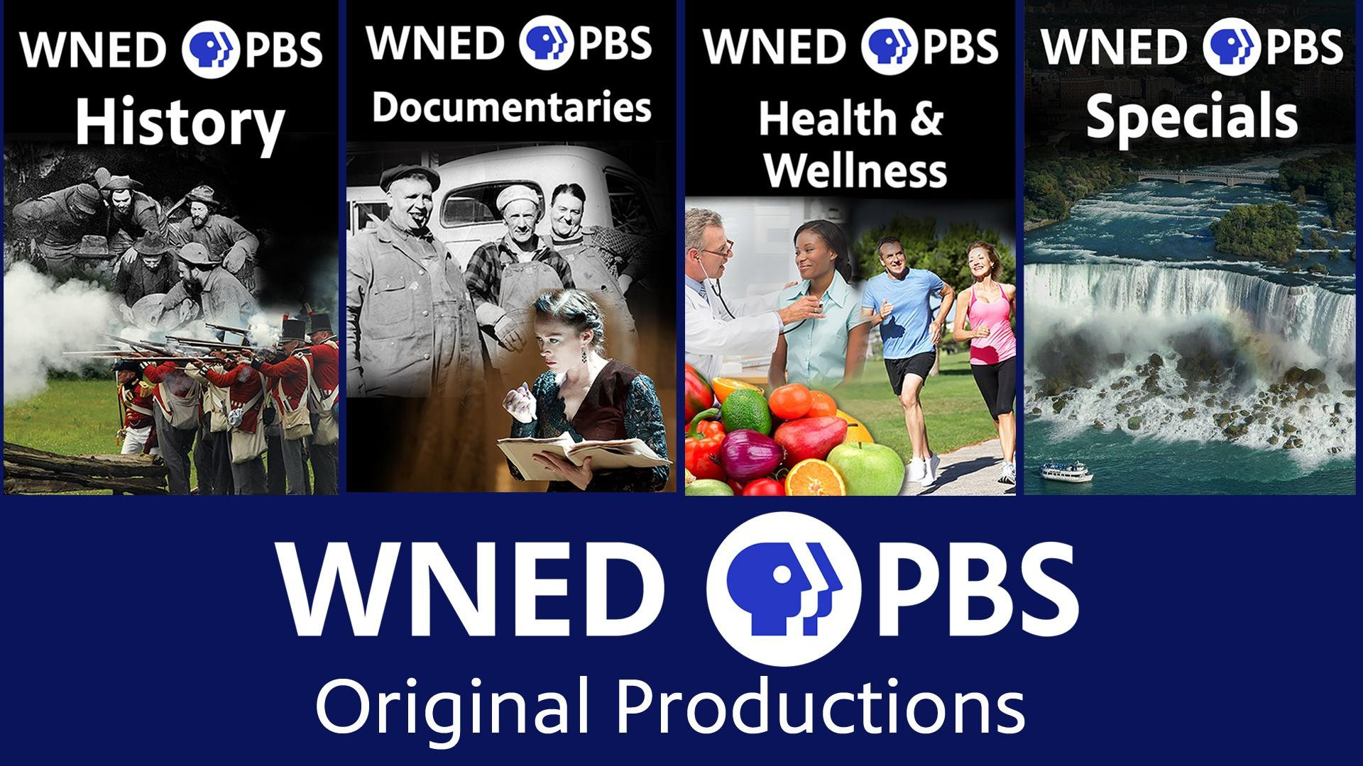 WNED PBS Original Productions