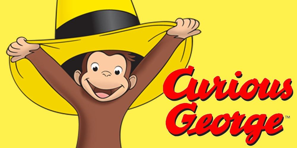 Five Senses — Curious George