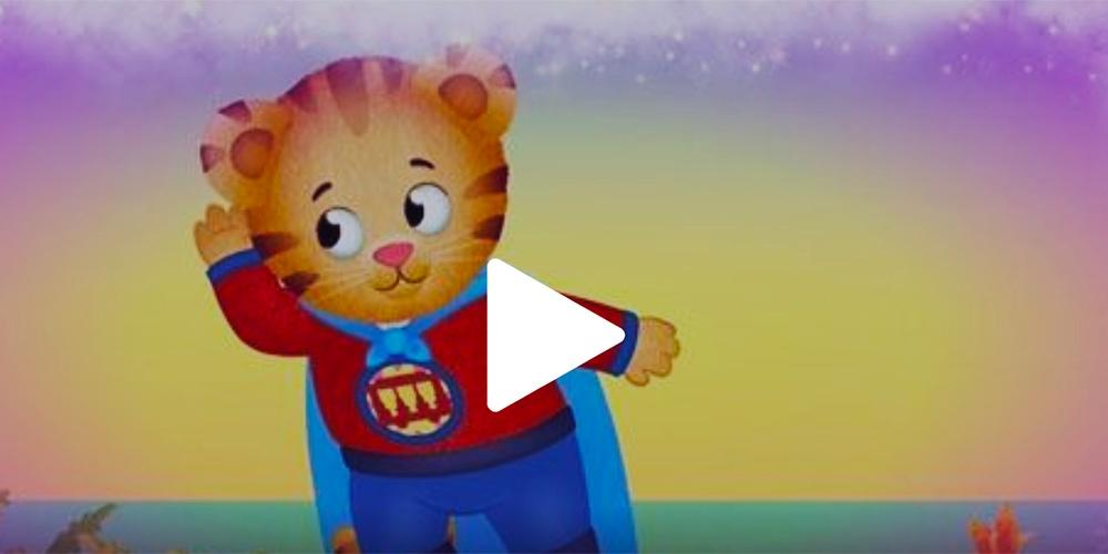 Who's Super Brave and Strong? | Daniel Tiger's Neighborhood