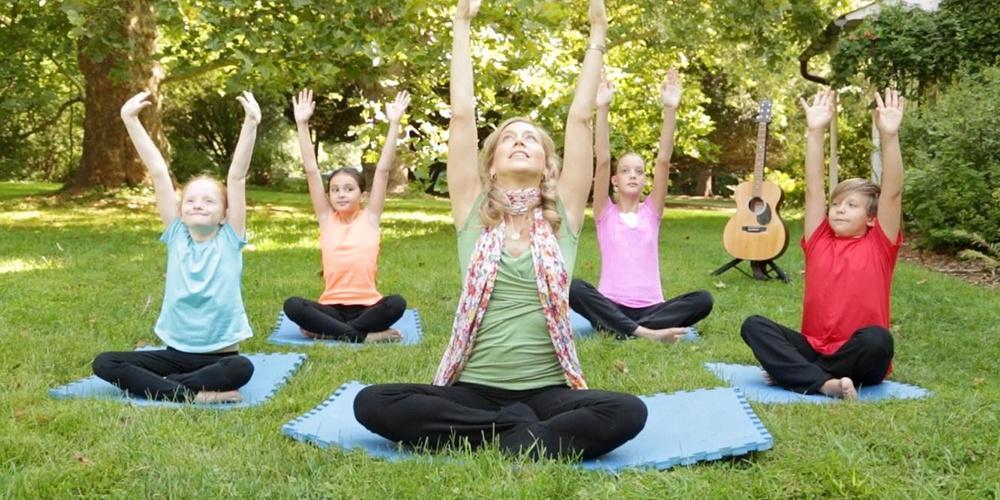 Fireflies Musical Yoga for Kids