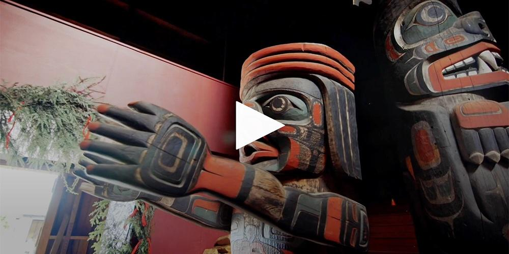 Cedar Trees and Totem Poles of Pacific Northwest Native Americans | Native America: Nature to Nations