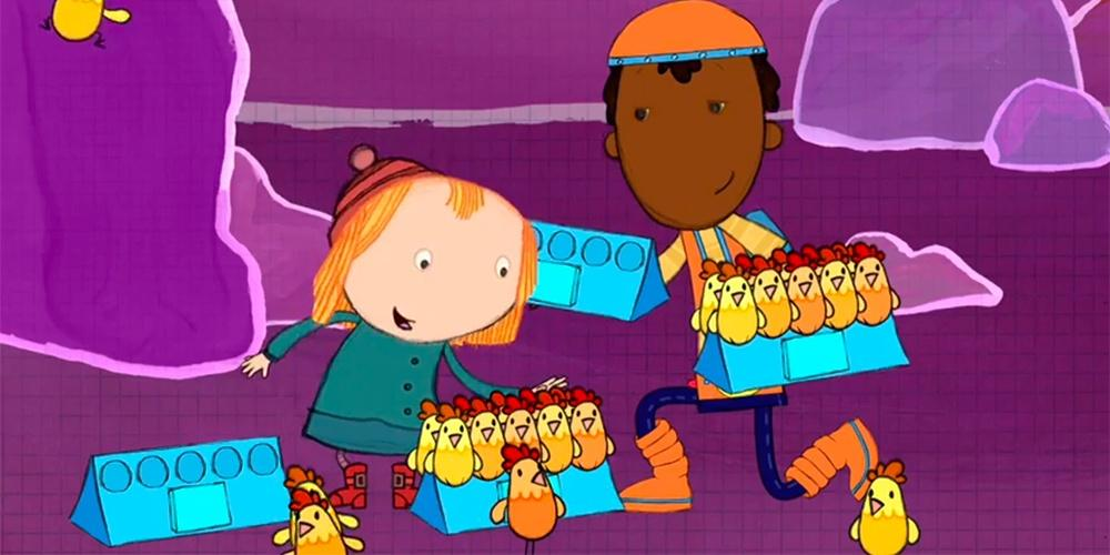 Counting by Tens Song - Peg + Cat