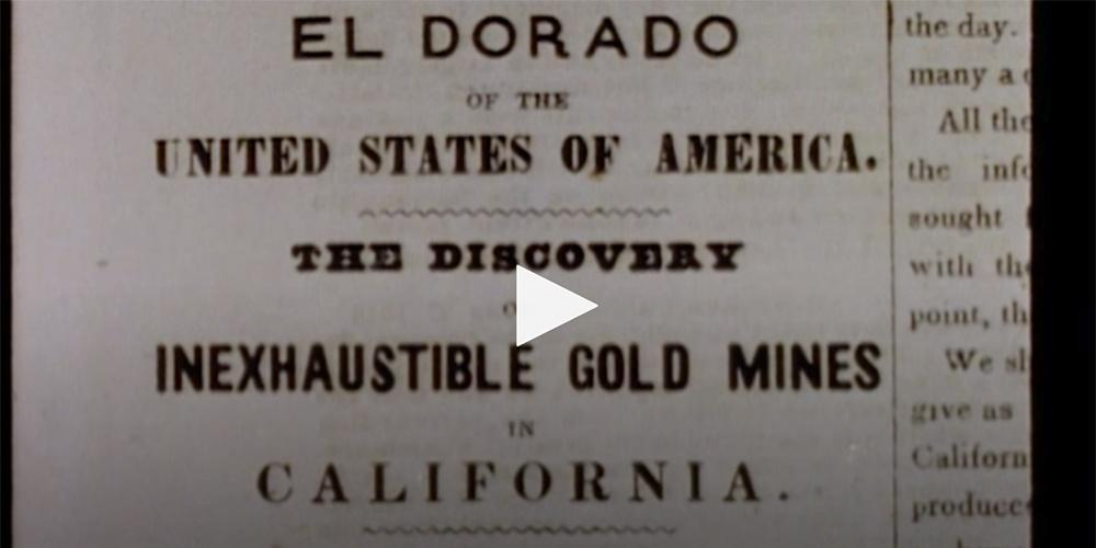 The Gold Rush (Ken Burns—The West)