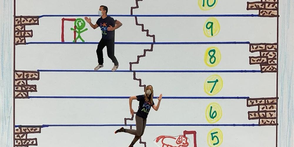 Race to the Top Floor