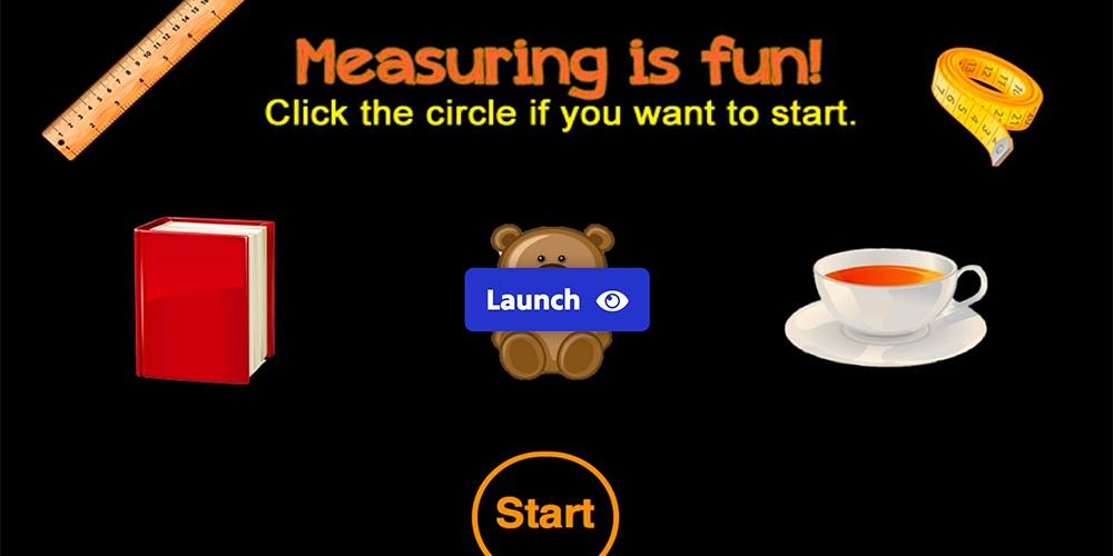 Measuring is Fun — Everyday Learning
