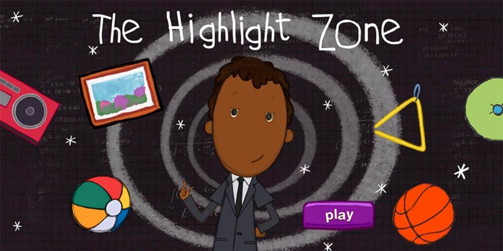 Highlight Zone - Peg + Cat