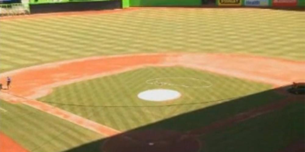Baseball Field Trip