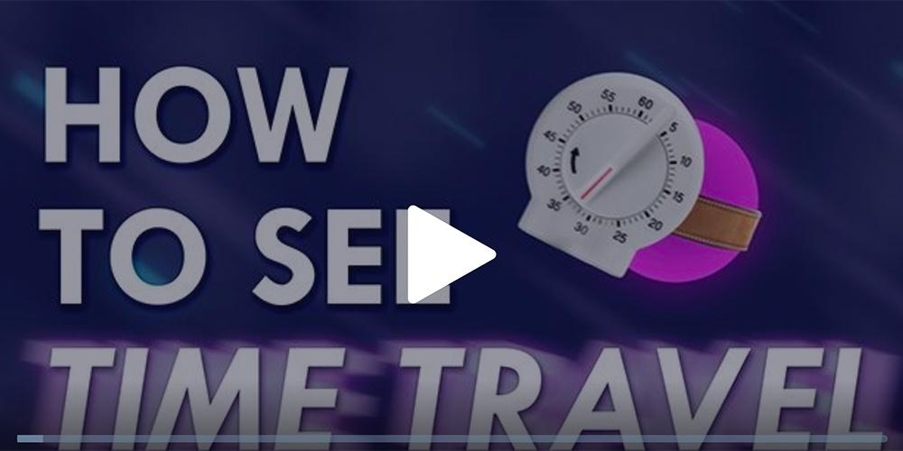 How to See Time Travel