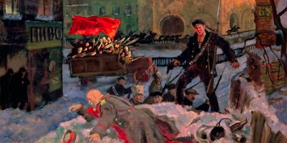 The Bolshevik Revolution - Lasting Effects