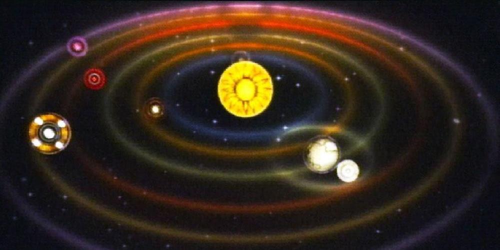 Galileo: Sun-Centered Universe