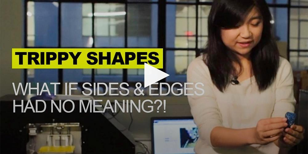 Strange Shapes - MIT's Science Out Loud