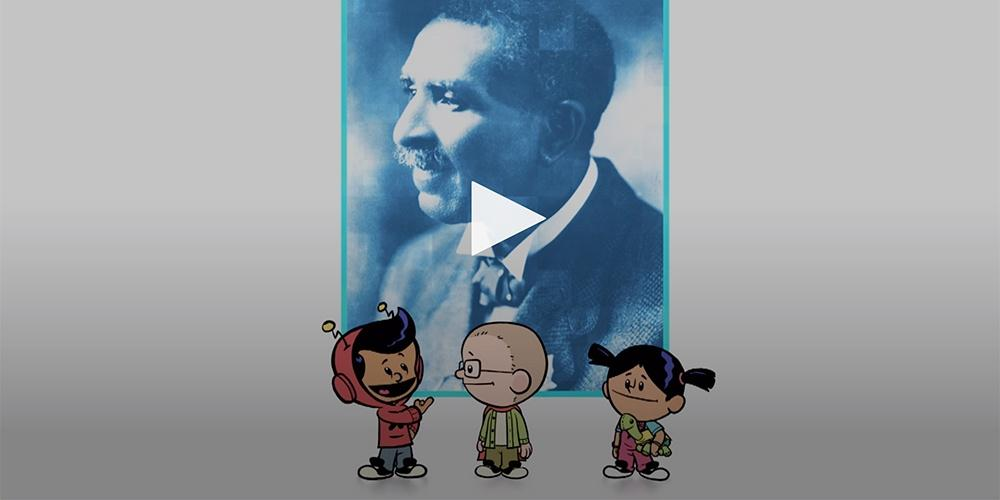 George Washington Carver — Xavier Riddle and the Secret Museum