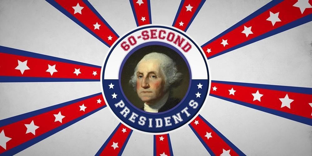 George Washington | 60 Second Presidents