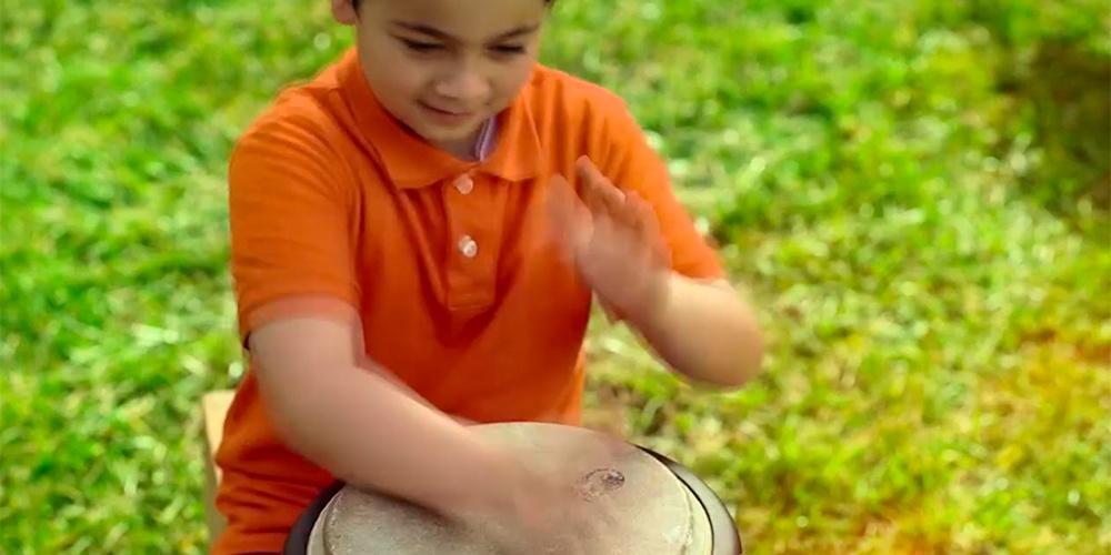 Cultural Rhythm: Drums — Sesame Street
