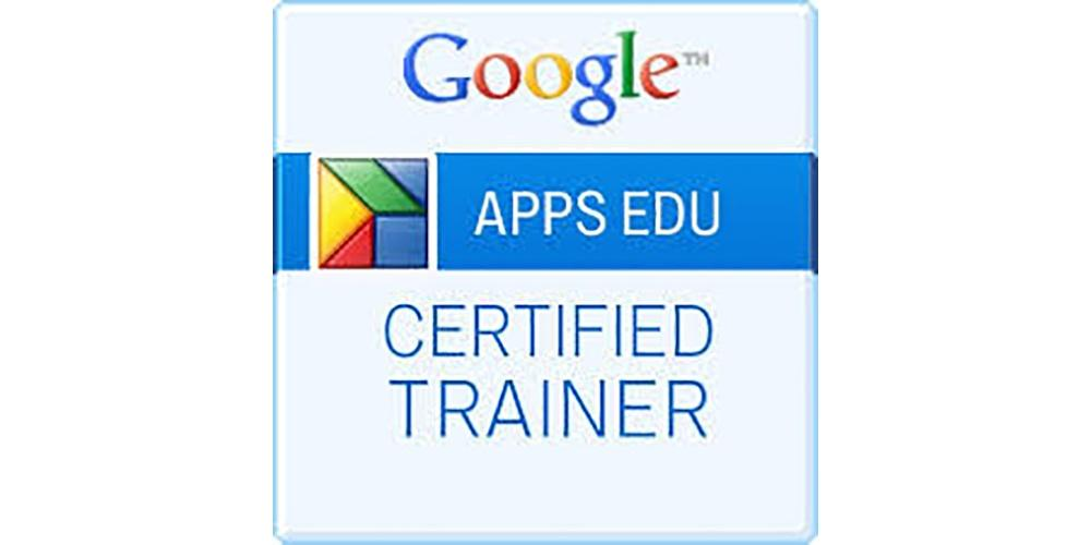 Google Apps Certified Trainer