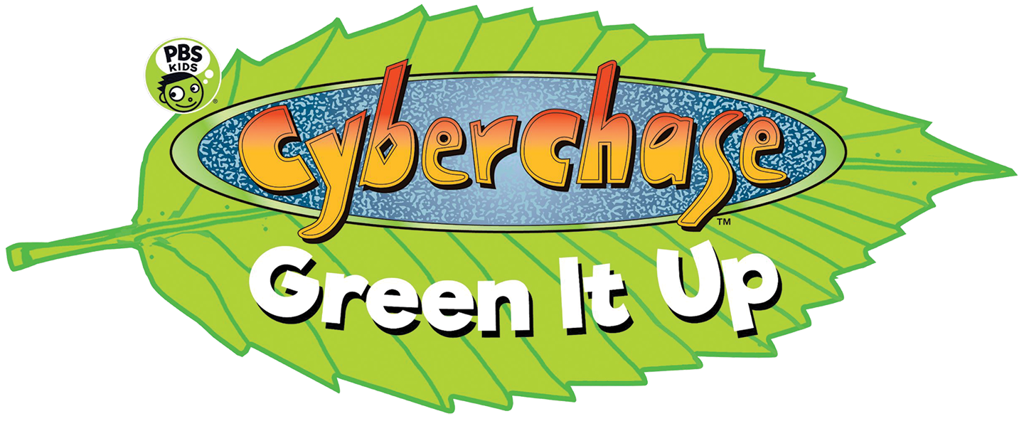 Cyberchase—Green It Up