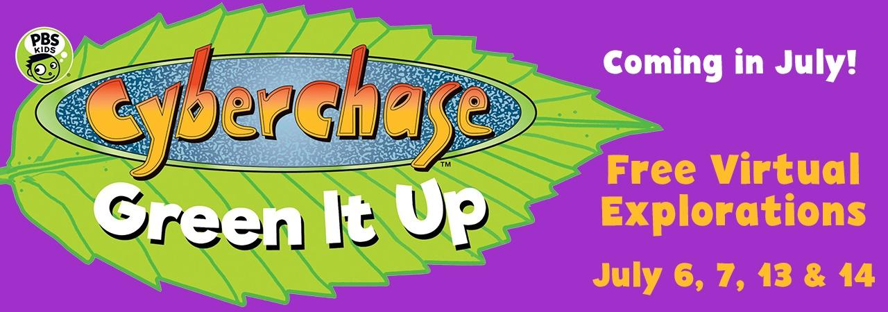 Cyberchase—Green It Up!