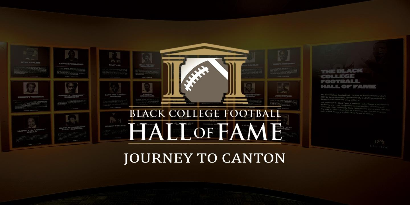 Black College Football Hall of Fame: Journey to Canton