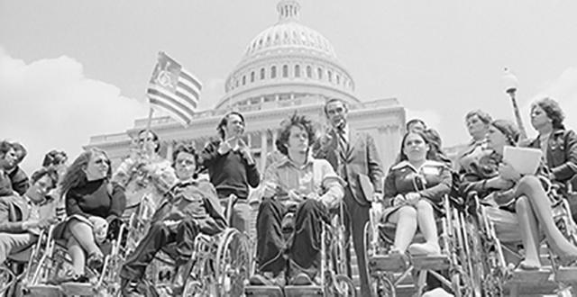 History of the Americans with Disabilities Act (ADA)