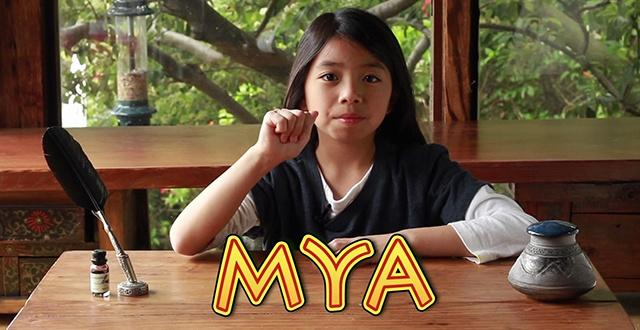 Full-Time Kid: Sign Language Alphabet