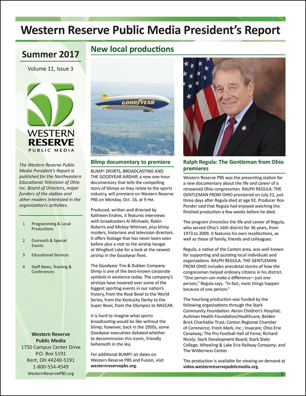 Summer 2017 - Volume 11, Issue 3