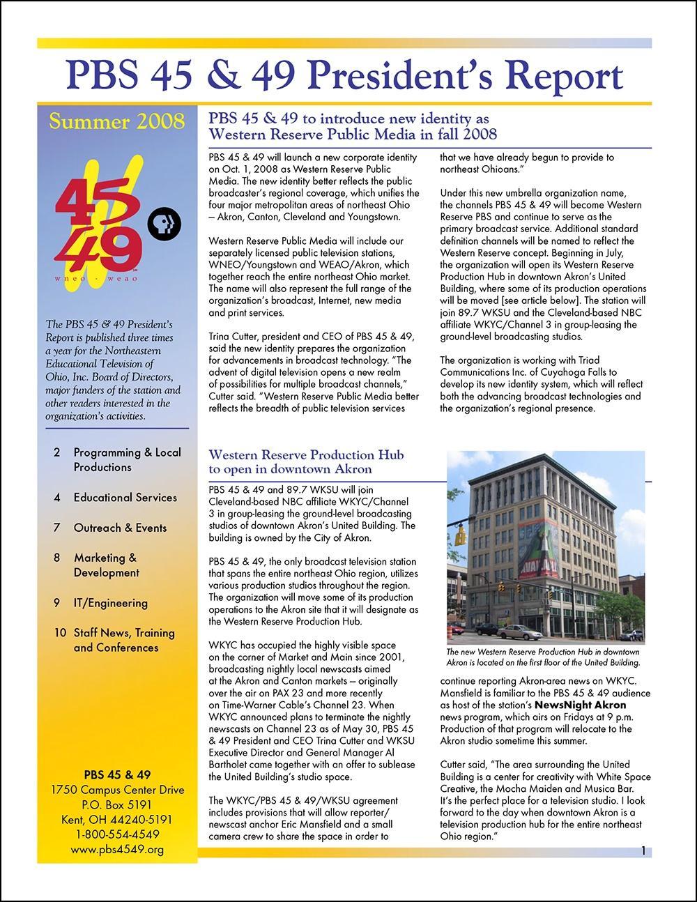 Summer 2008 - Volume 2, Issue 2