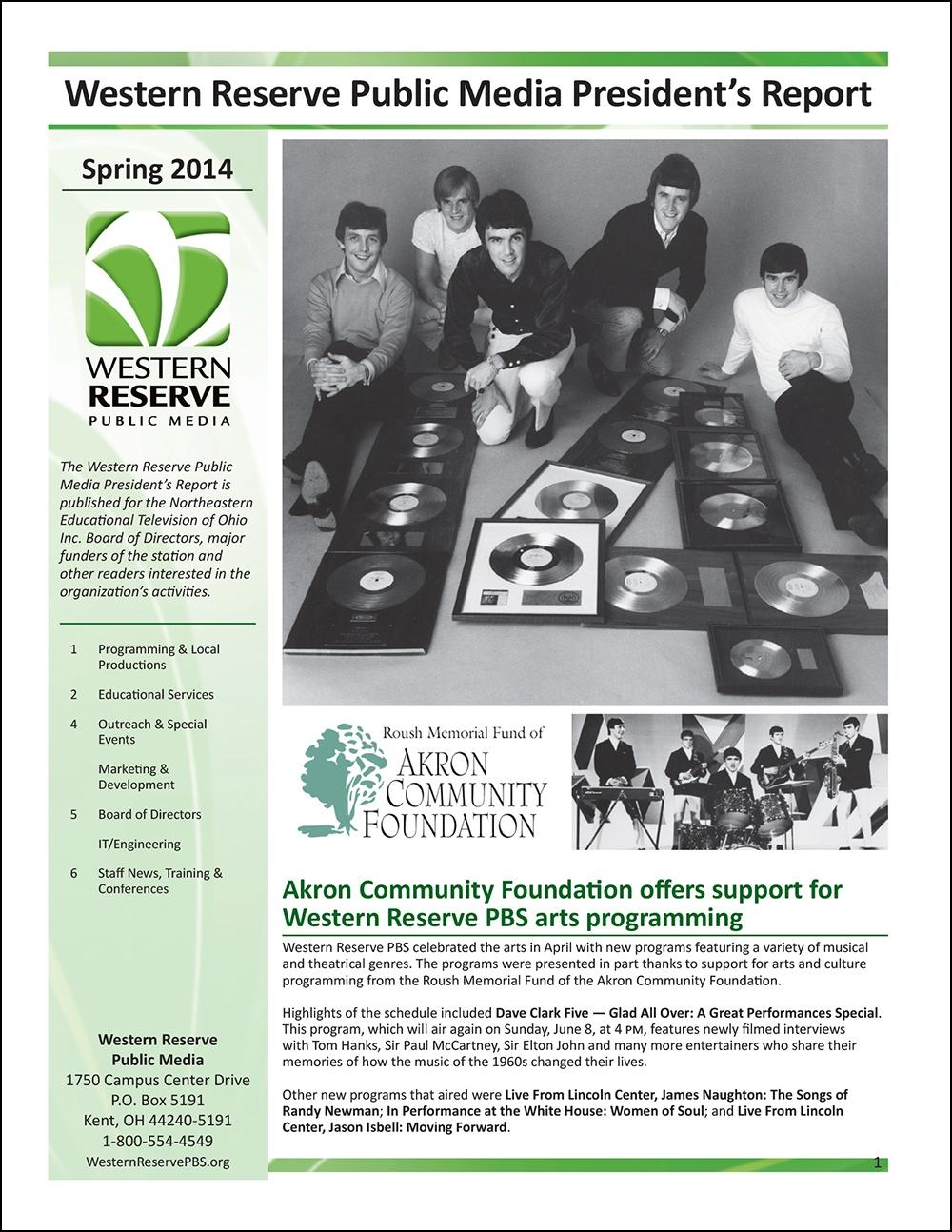 Spring 2014 - Volume 8, Issue 2