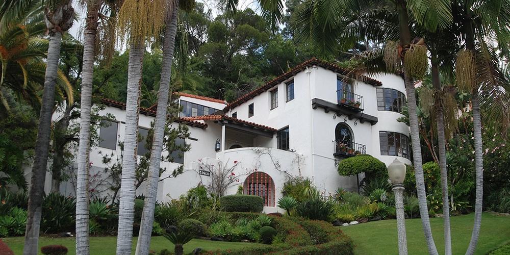 Hollywood's Architect