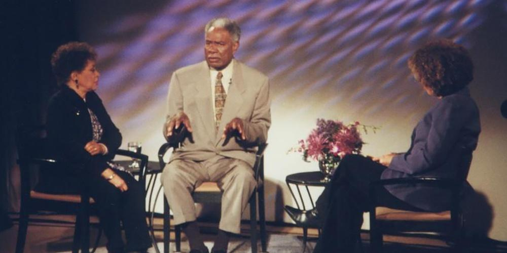 An Evening with Ossie Davis and Ruby Dee*