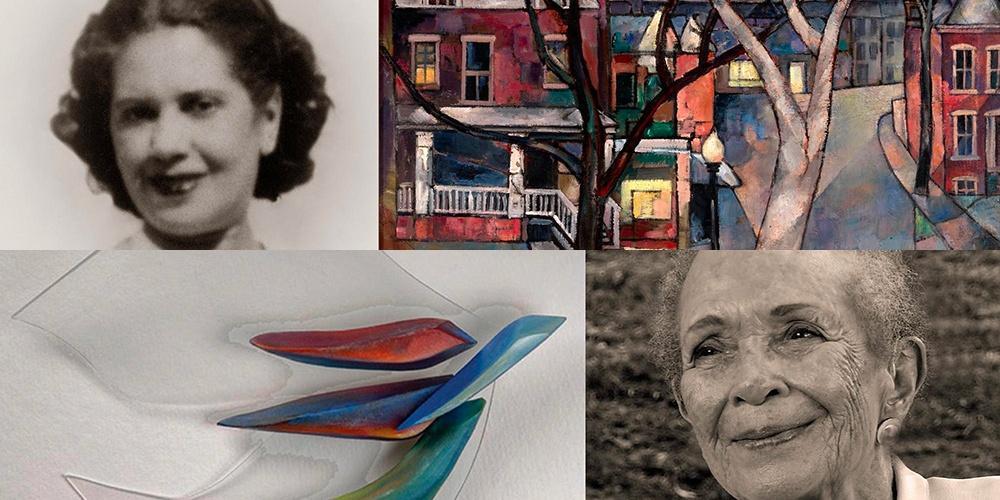 Kindred Spirits: Artists Hilda Wilkinson Brown and Lilian Thomas Burwell*