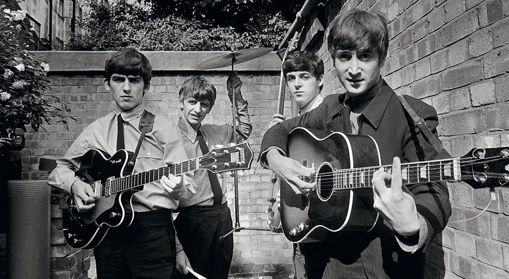 Beatles credit Terry O'Neill
